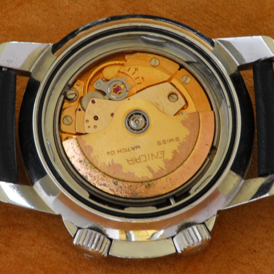 Enicar Sherpa 144/35/03 Ultradive Seapearl