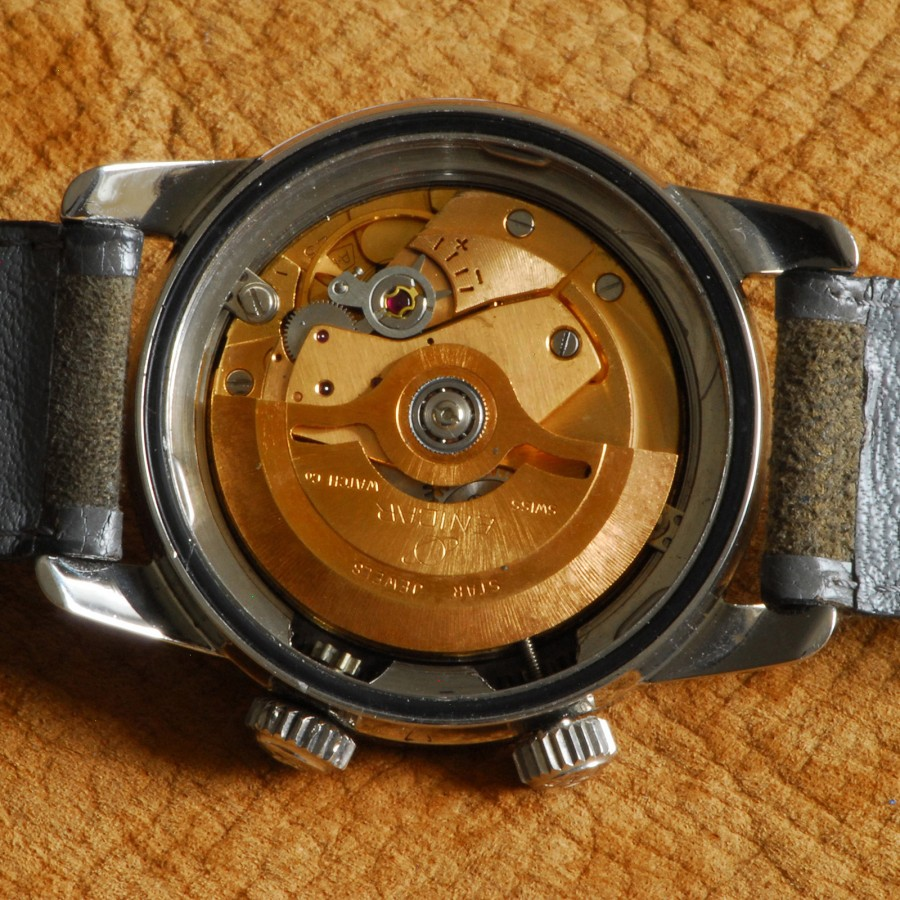 Enicar Sherpa 145/004 Super Divette