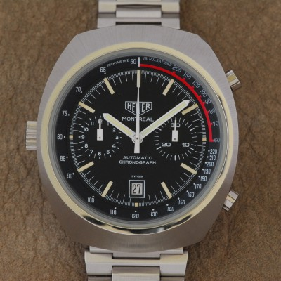 Heuer Montreal 110.503 NOS Chronograph