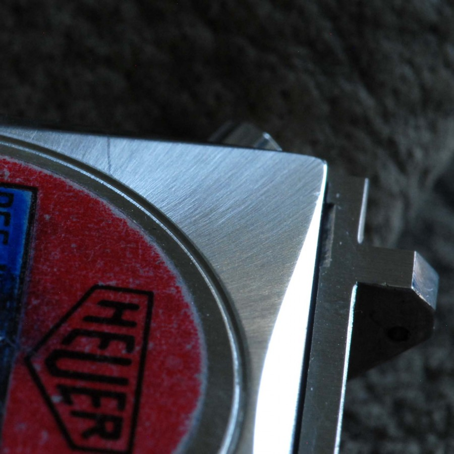Heuer Monaco 1133B Nos - Sticker - unworn