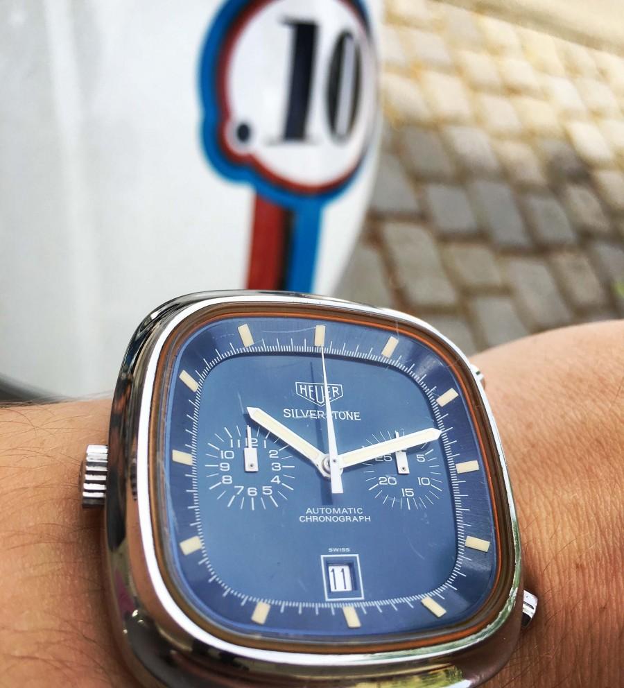Heuer Silverstone 110.313 Clay Regazzoni