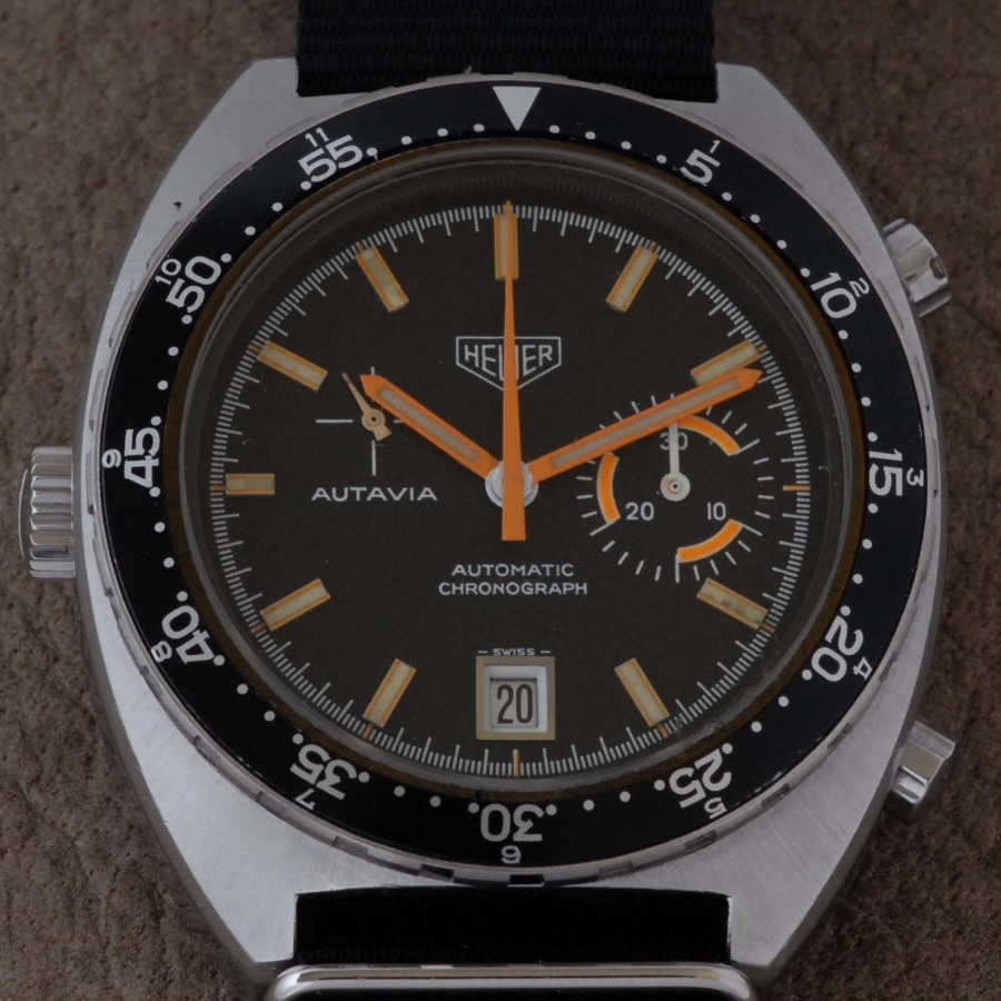 Heuer Autavia 15630 Mint Condition