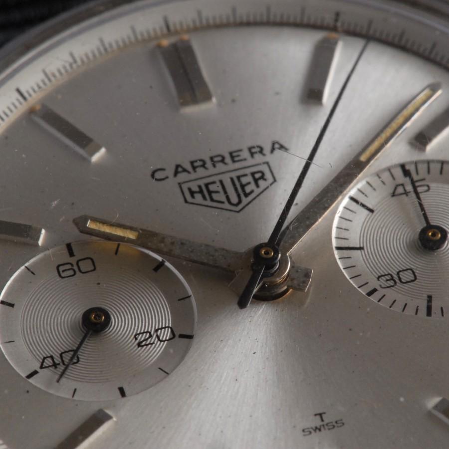 Heuer Carrera 3647