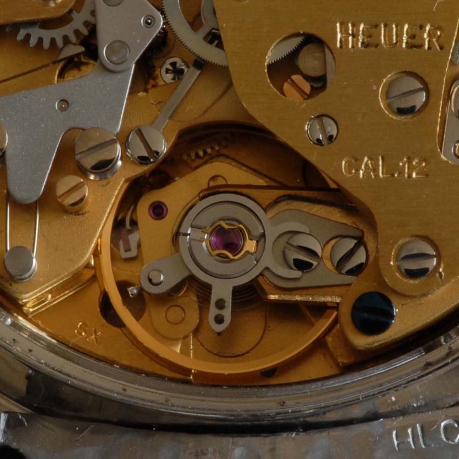 Heuer Carrera 1153