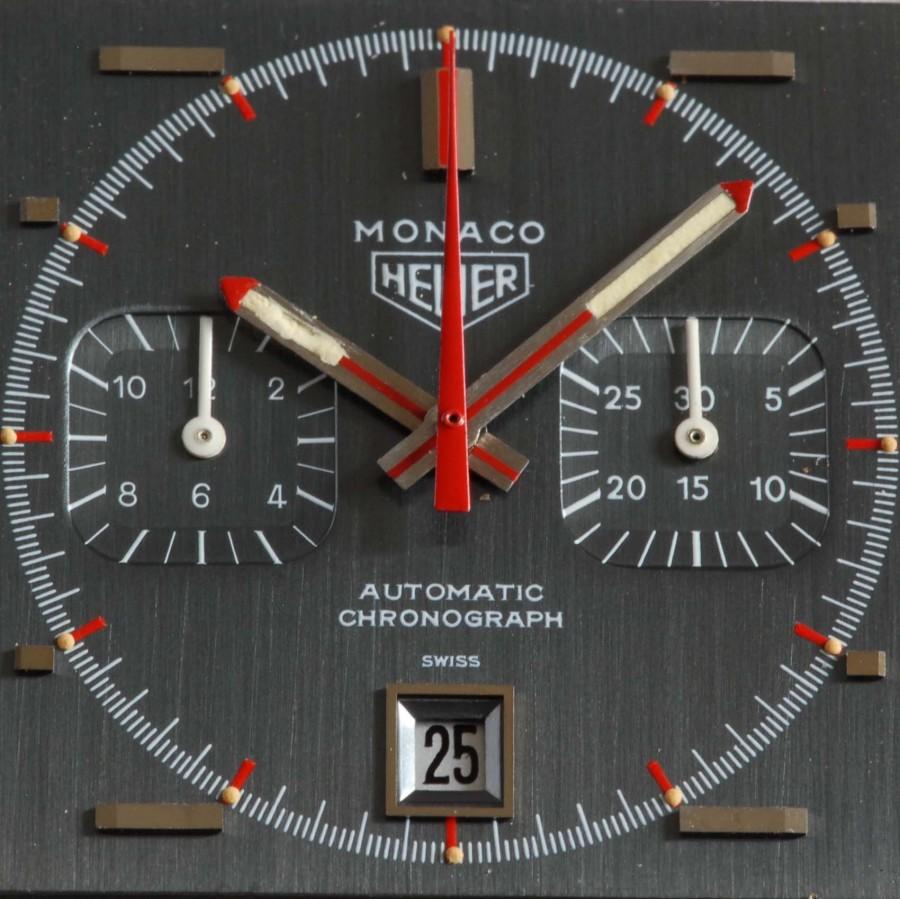 Heuer Monaco 1133G