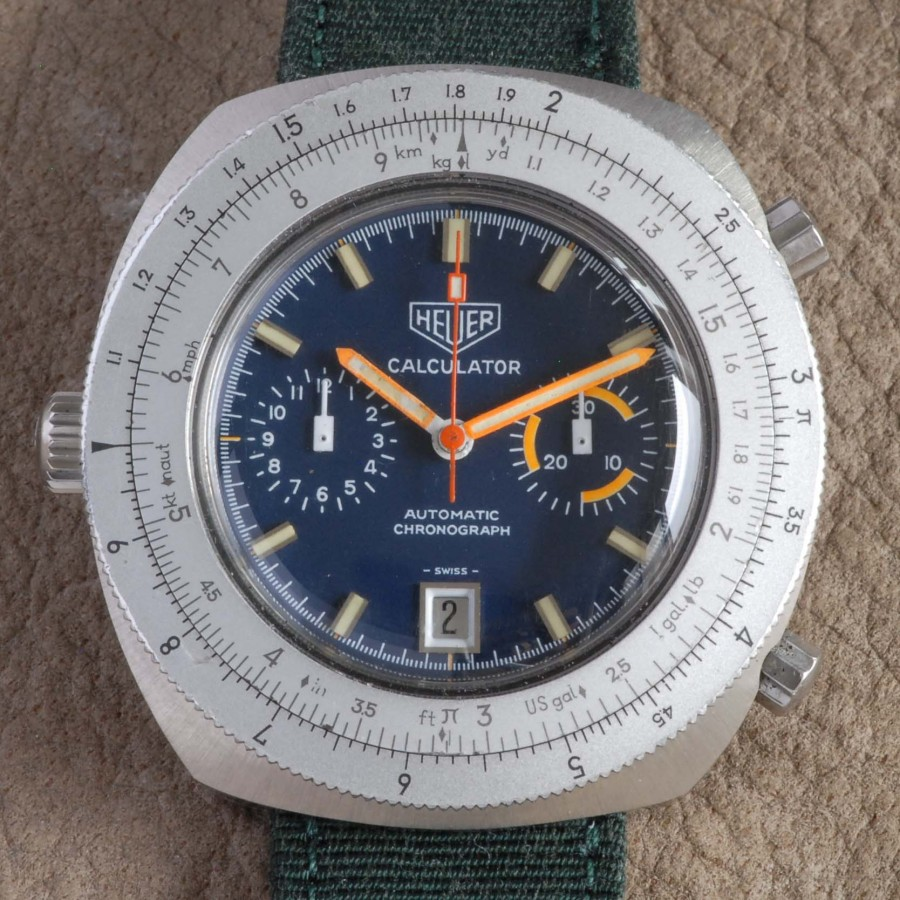 Heuer Calculator 110.633