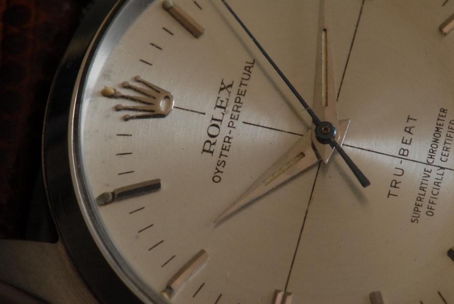 Rolex Tru-Beat 6556