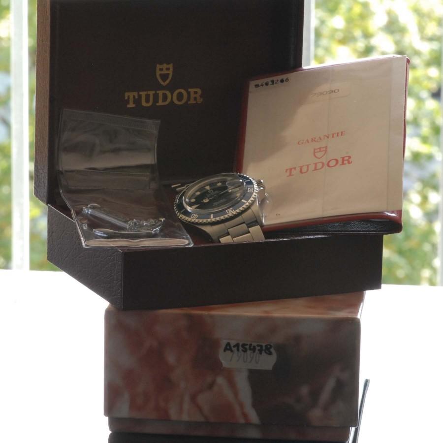 Tudor Submariner 79090 Prince Oysterdate
