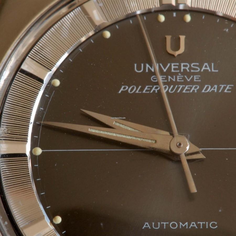Universal Genève Polerouter Date 869113/04