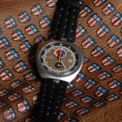 Omega Seamaster 146.011 Bullhead