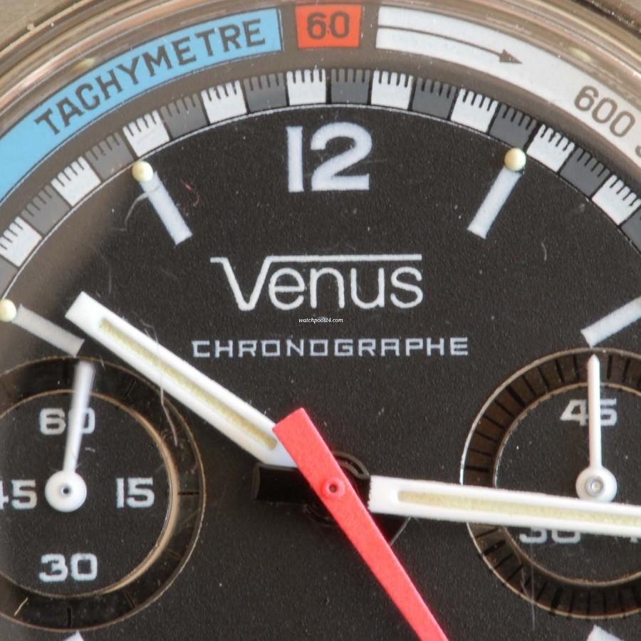 Venus NOS Chronograph