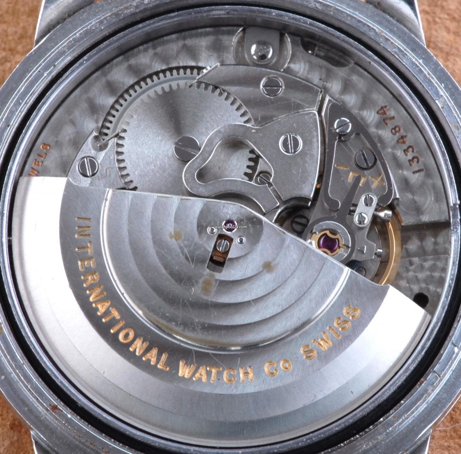 IWC Ingenieur 666 AD