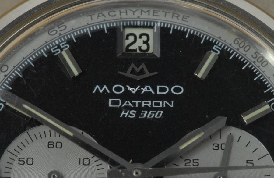 Movado Datron 434-705-502 HS360 Sub Sea