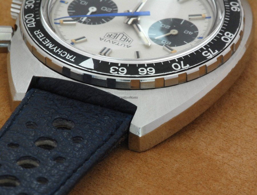 Heuer Autavia 73363 Siffert Color