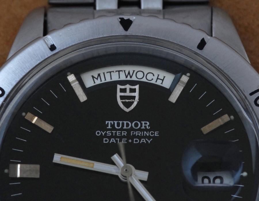 Tudor Oyster Prince 7020/0 Date Day Jumbo