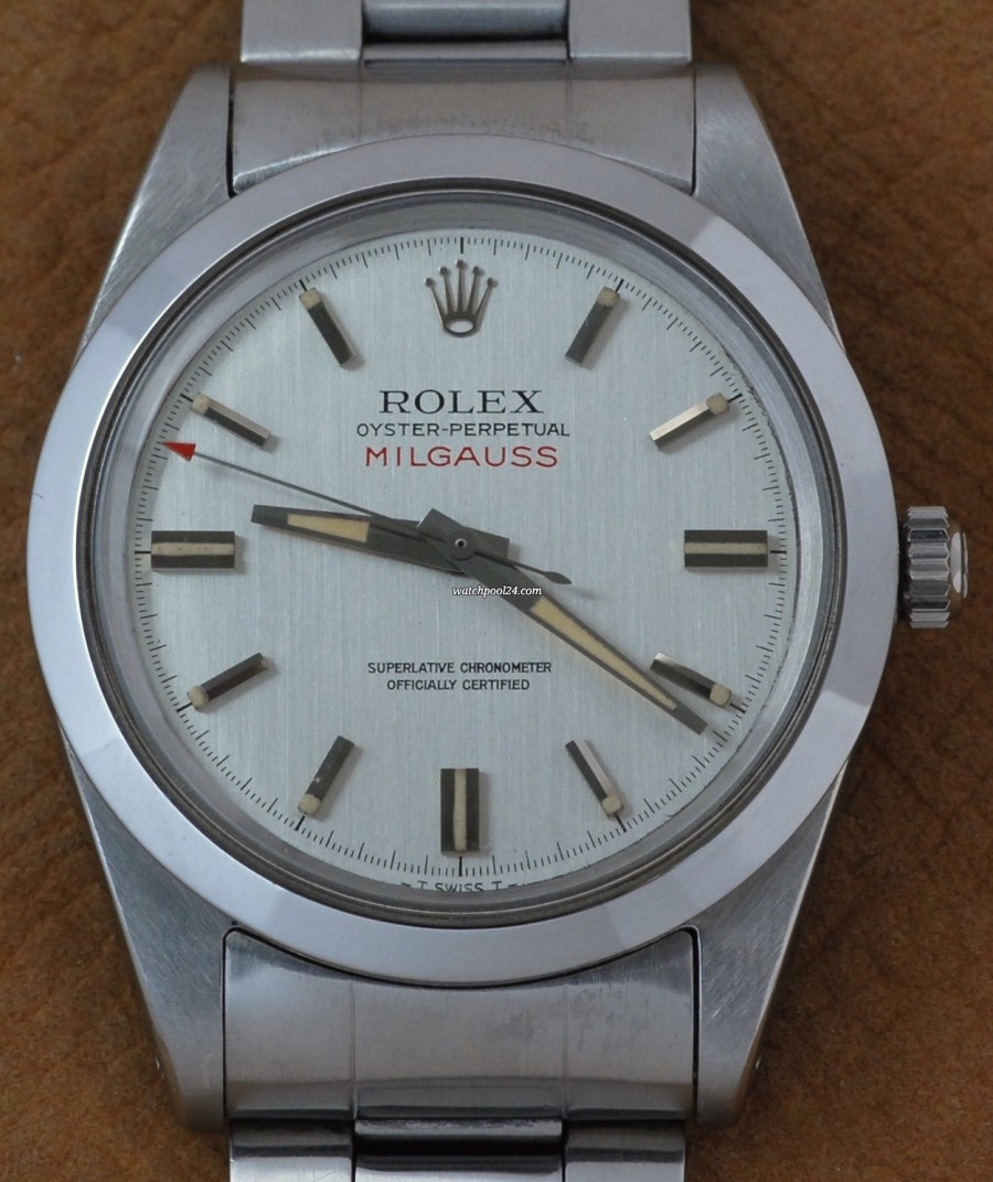 Rolex Milgauss 1019 ...