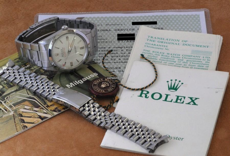 Rolex Milgauss 1019