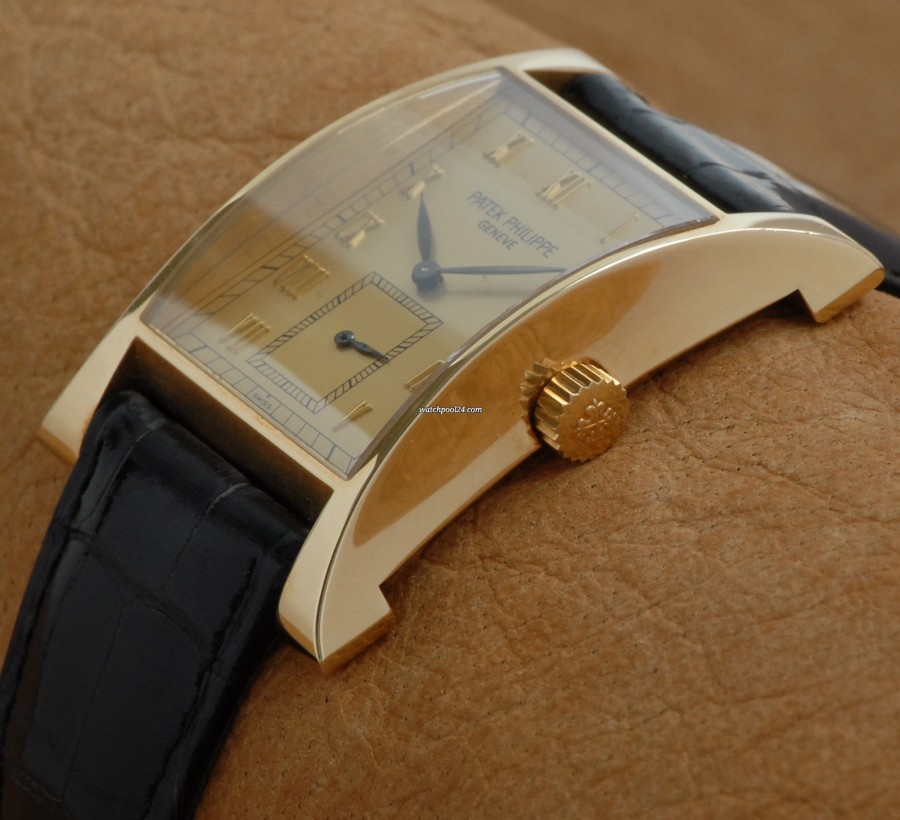 Patek Philippe Pagoda 5500J Commemoration watch