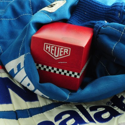 Heuer Racing Box