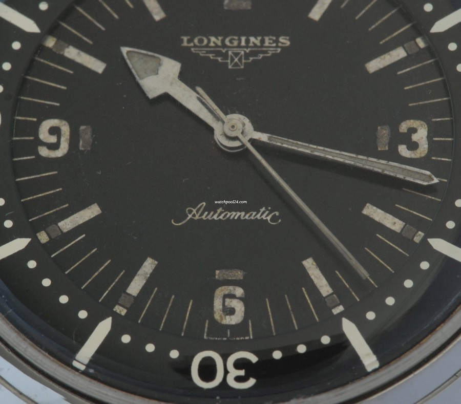 Longines Diver Compressor 7150-1
