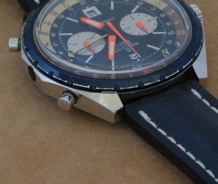 Breitling Chronomatic GMT 2115
