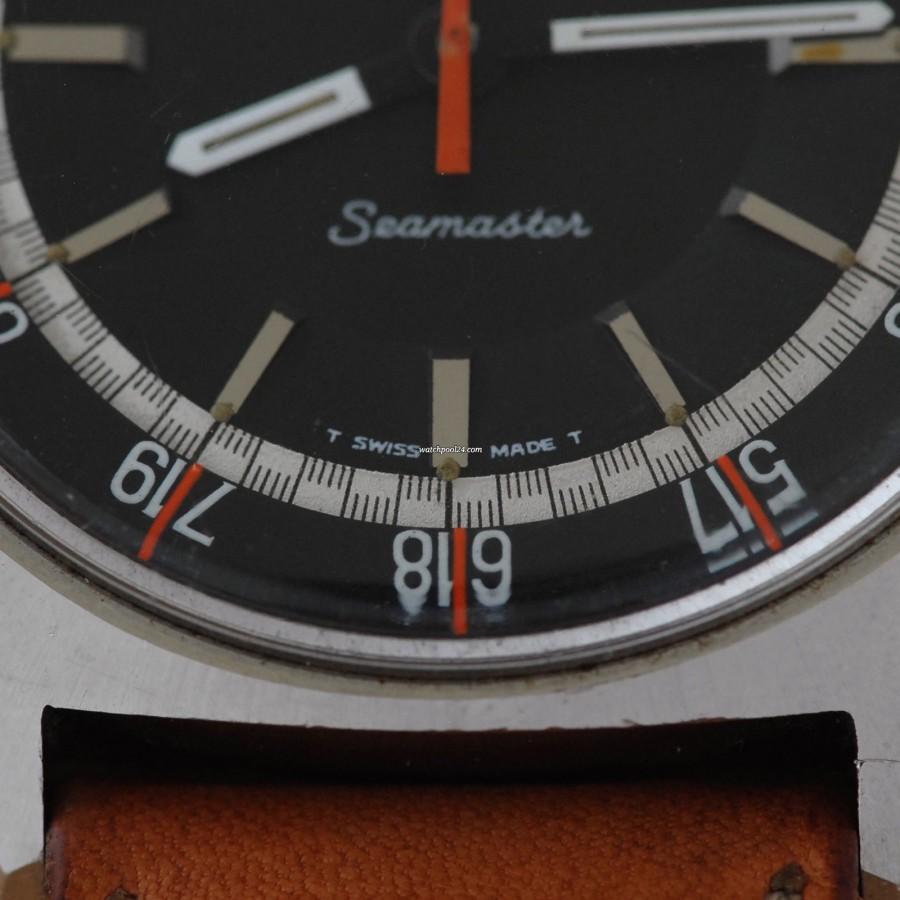 Omega Seamaster 145.008 Chronostop Jumbo