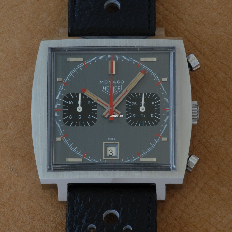 Heuer Monaco 740303 MANUAL WINDING