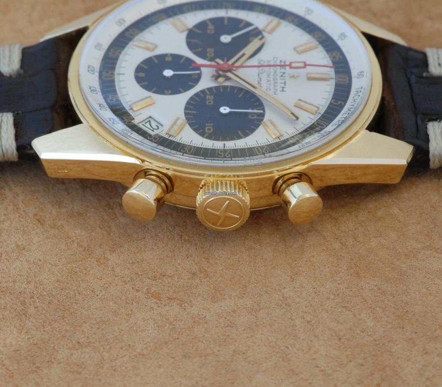 Zenith El Primero G381 Chronograph