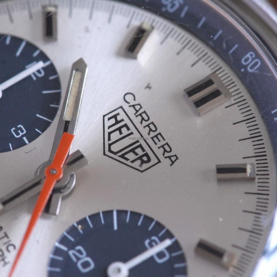 Heuer Carrera 1153S