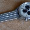 Movado M95 Chronograph 19068 Subsea - Movado-signiertes Edelstahl-Armband