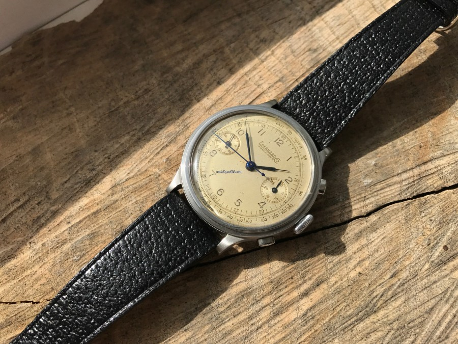 Eberhard & Co. Monopusher Chrono
