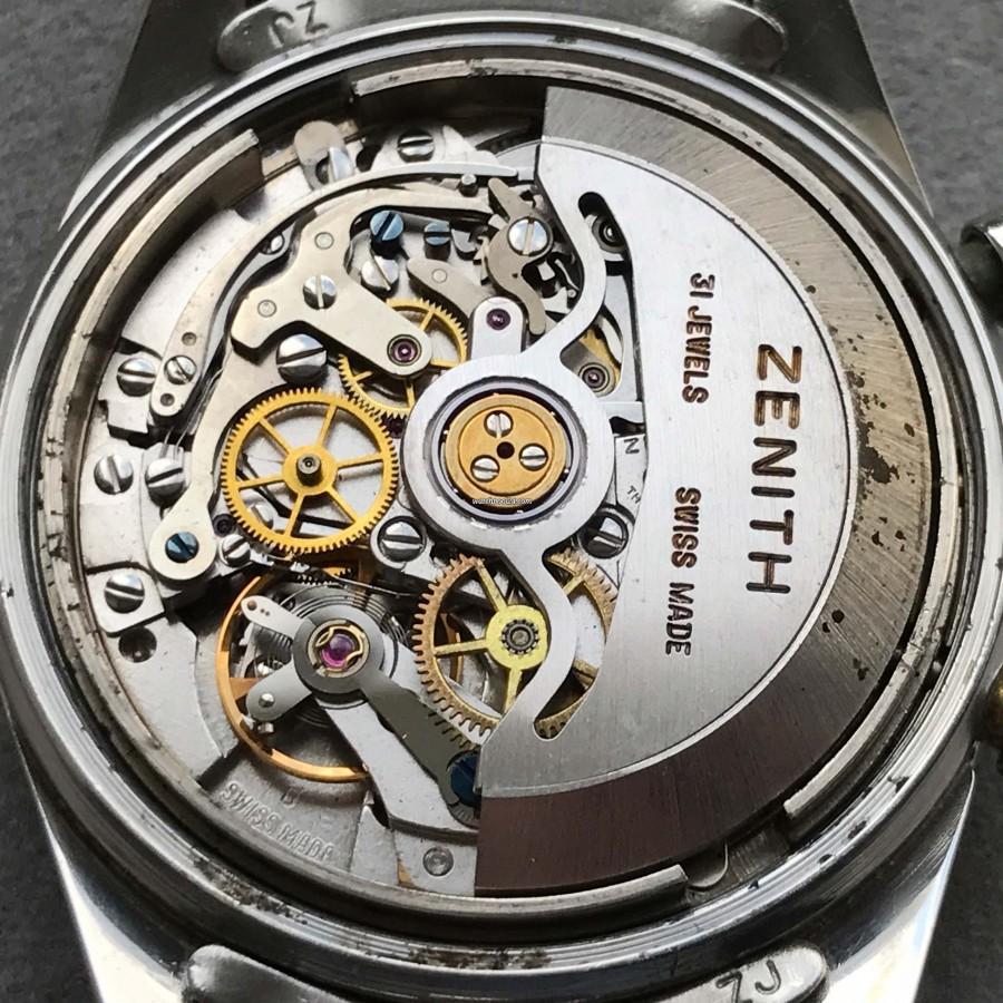 Zenith El Primero A386