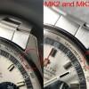 Zenith El Primero A386 - MK1 vs MK3