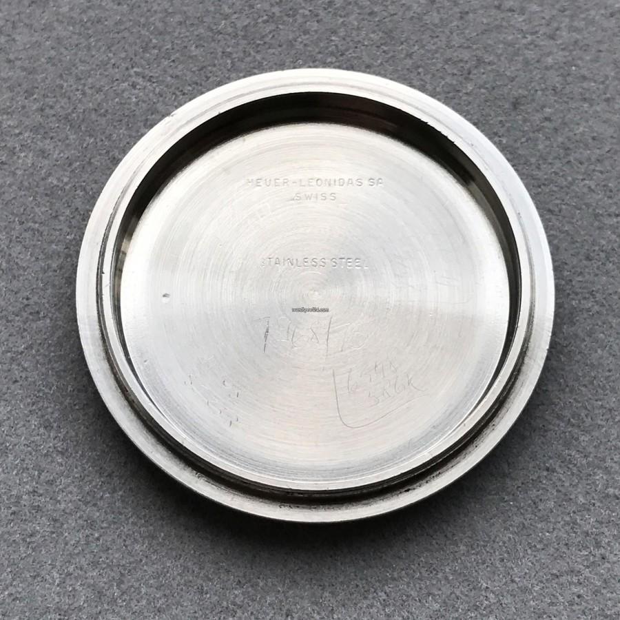 Heuer Autavia 1163 GMT MK2