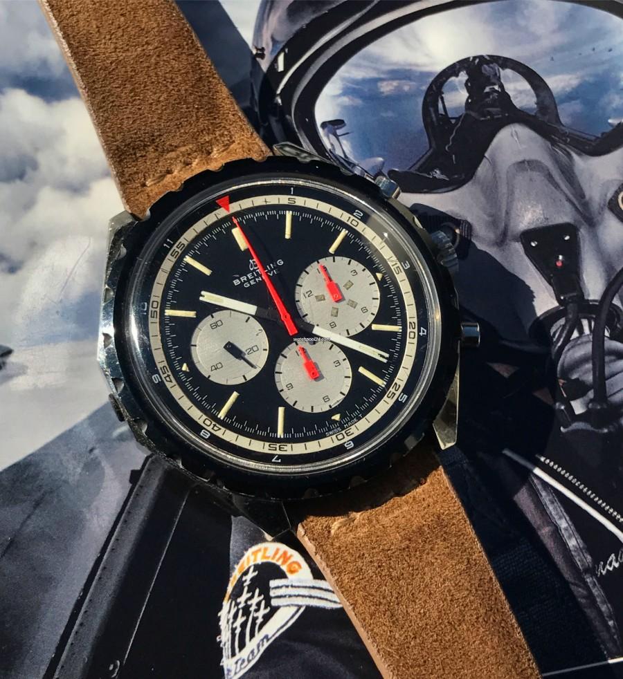 Breitling Co-Pilot 7652 Big Eye - gemacht für Piloten