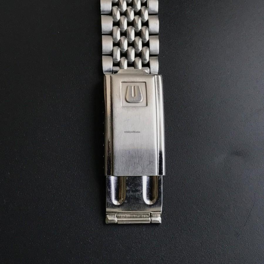 Universal Genève Tri-Compax 881101/01 Eric Clapton