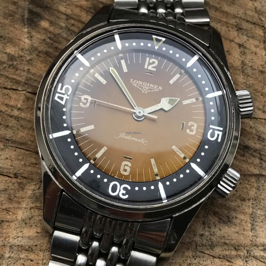 Longines Diver Compressor 7150-2