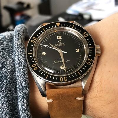Omega Seamaster 300 165.024-63