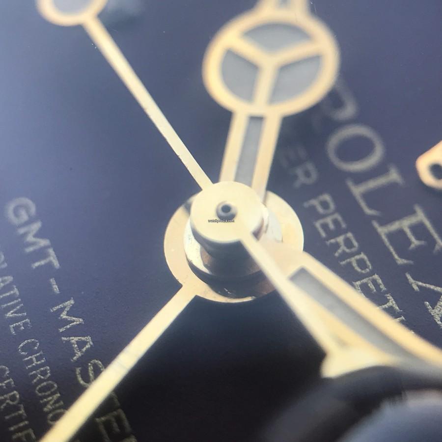 Rolex GMT Master 1675/3 Nipple Dial - die Liebe liegt in Details