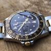 Rolex GMT Master 1675/3 Nipple Dial - goldene Krone