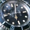 Rolex Submariner 5513 - nice creamy lume
