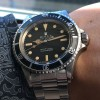 Rolex Submariner 5513 - a perfect watch for everyday