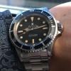 Rolex Submariner 5513 - die perfekte Trageuhr