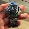 Rolex Submariner 5513 - great lume in the sun