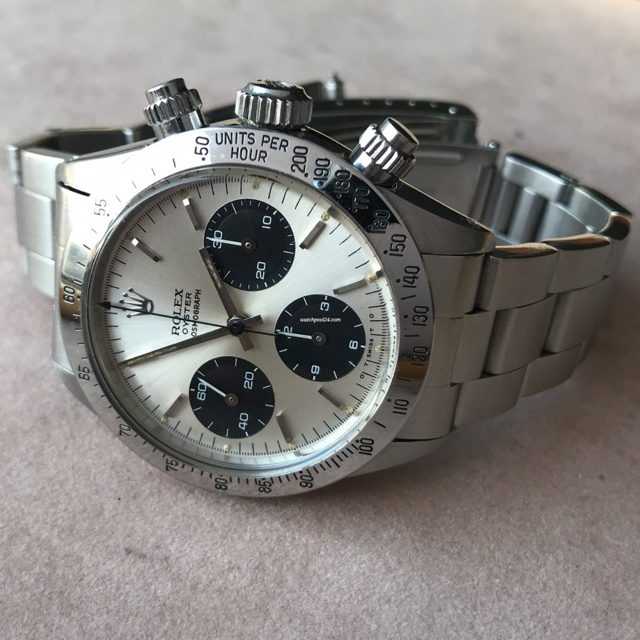 Rolex Daytona 6265 - Perfect bezel