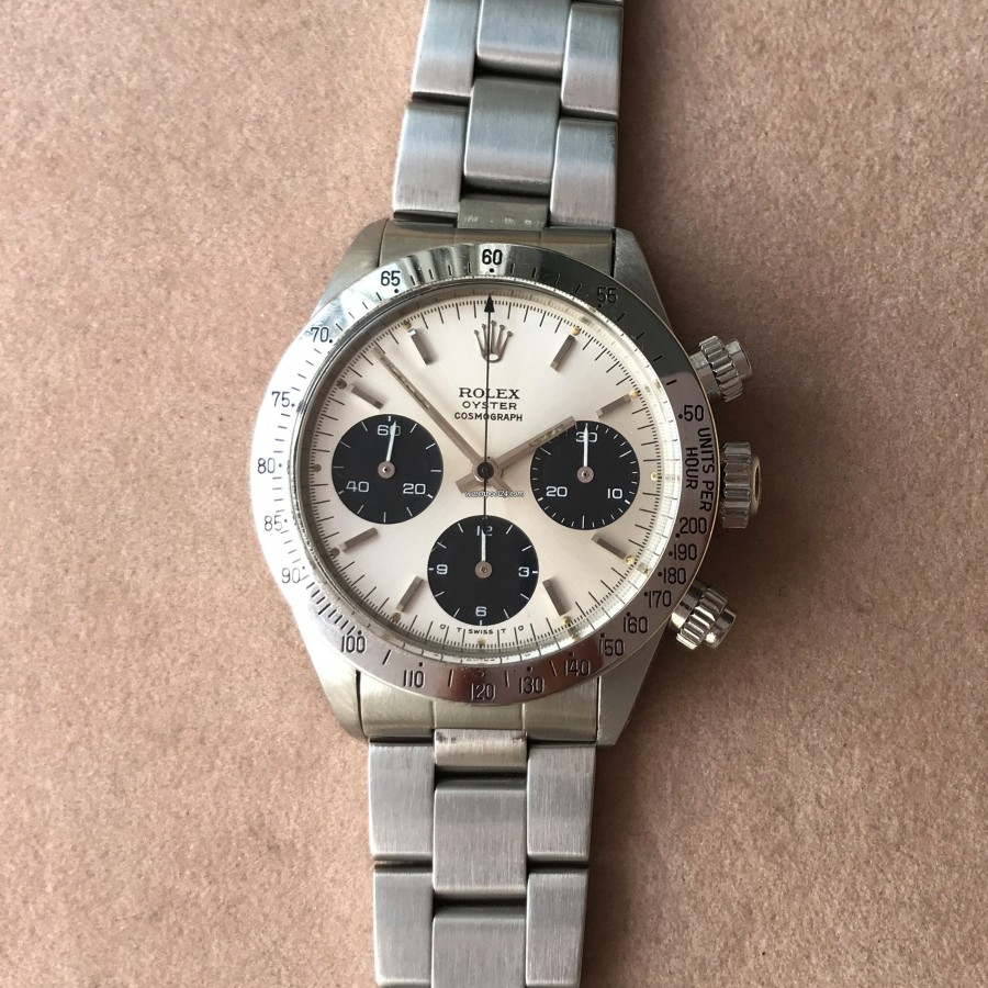 Rolex Daytona 6265 - Sigma Panda Dial in excellent condition