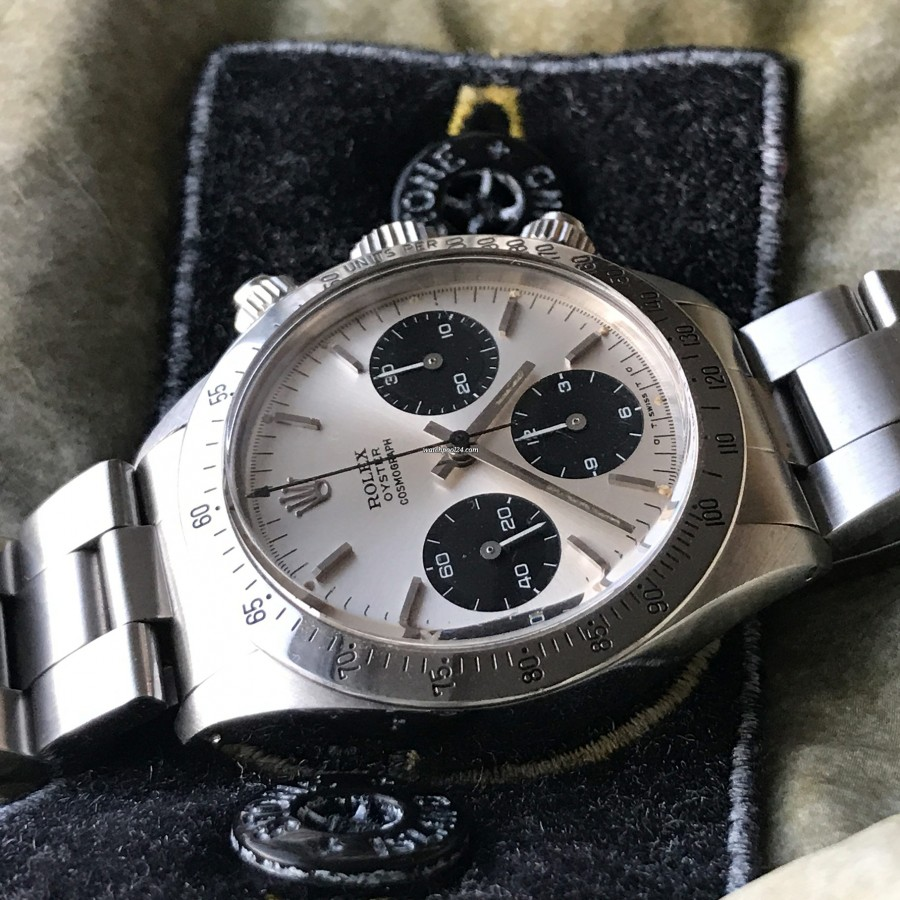 Rolex Daytona 6265 - A manual wind Daytona should be present in any watch collection