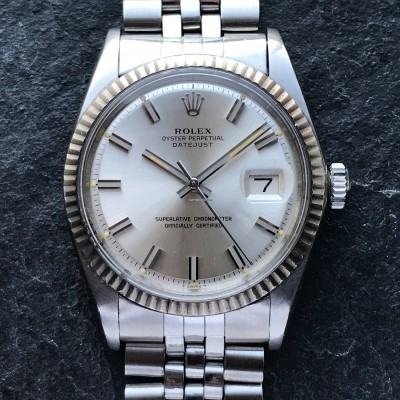 Rolex Datejust 1601 - Wide Boy