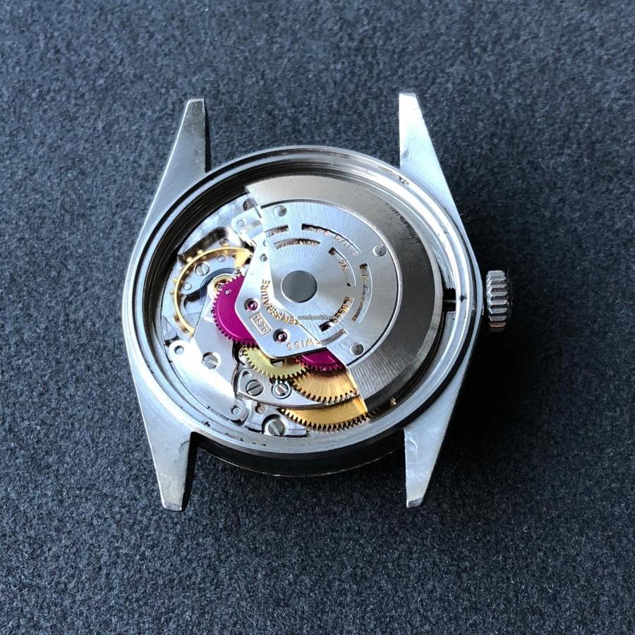 Rolex Datejust 1601 - Wide Boy - Uhrwerk 1576 im guten Zustand