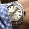 Rolex Datejust 1601 - Wide Boy - a perfect daily watch